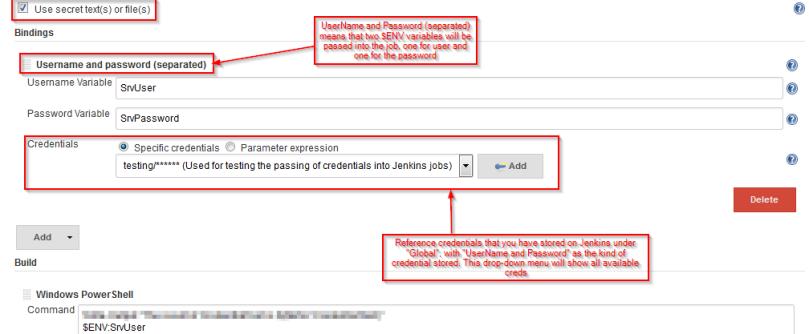 PassingCredentialsInJenkins2